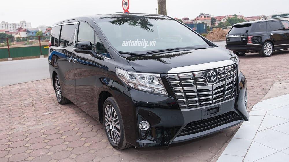 Toyota Alphard sắp ra mắt tại Việt Nam, giá 4 tỷ đồng? - Hình 1