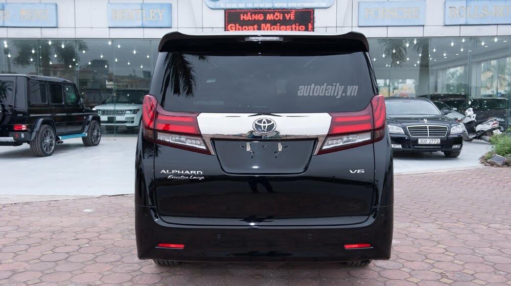 Toyota Alphard sắp ra mắt tại Việt Nam, giá 4 tỷ đồng? - Hình 3