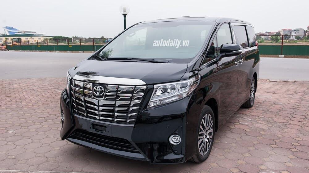 Toyota Alphard sắp ra mắt tại Việt Nam, giá 4 tỷ đồng? - Hình 4