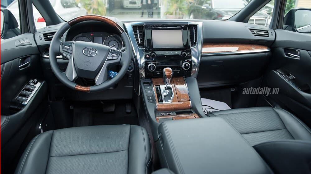 Toyota Alphard sắp ra mắt tại Việt Nam, giá 4 tỷ đồng? - Hình 5