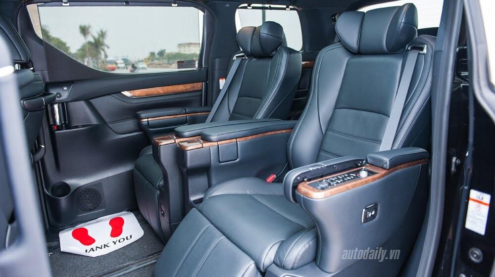 Toyota Alphard sắp ra mắt tại Việt Nam, giá 4 tỷ đồng? - Hình 8
