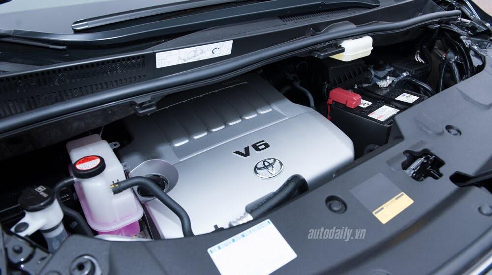 Toyota Alphard sắp ra mắt tại Việt Nam, giá 4 tỷ đồng? - Hình 9