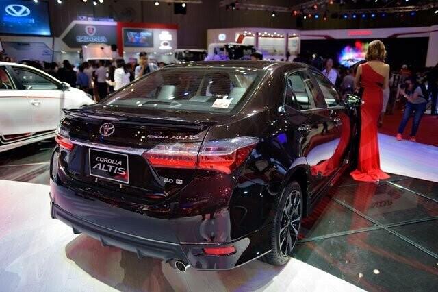 Toyota Altis 2017 ở Việt Nam lộ giá khởi điểm 640 triệu đồng - Hình 3