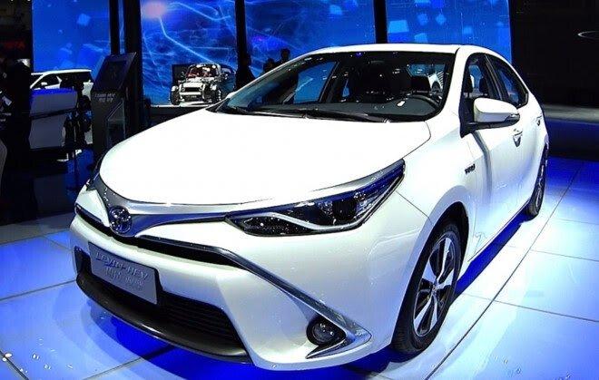 Toyota Altis sắp ra mắt phiên bản hoàn toàn mới tại VN - Hình 1