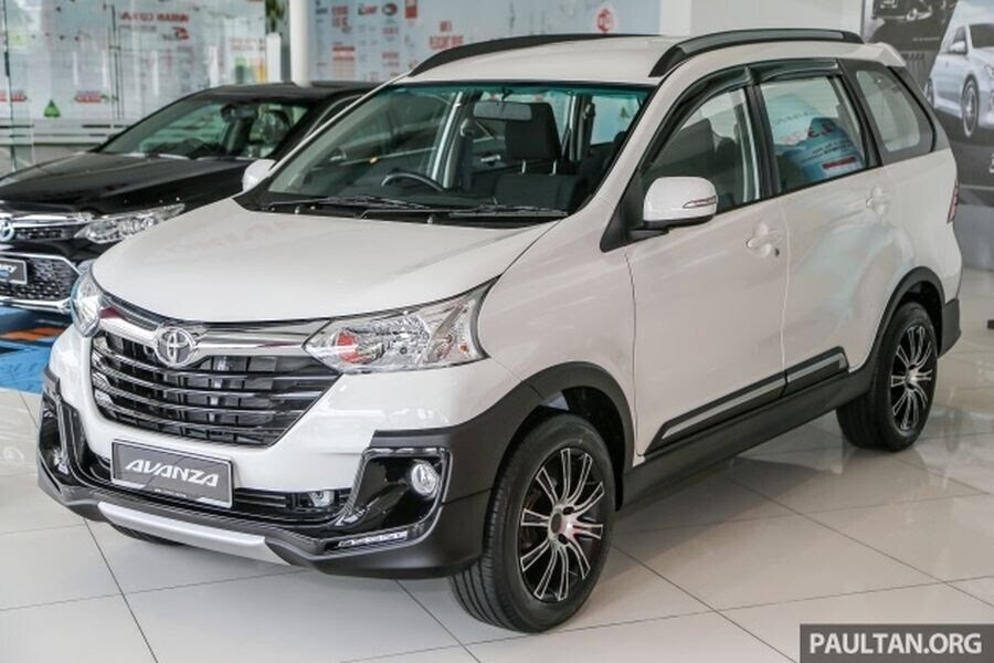 Toyota Avanza 1.5X giá từ 480 triệu VNĐ chính thức có mặt tại đại lý Malaysia - Hình 1