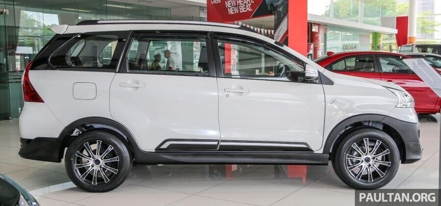 Toyota Avanza 1.5X giá từ 480 triệu VNĐ chính thức có mặt tại đại lý Malaysia - Hình 2