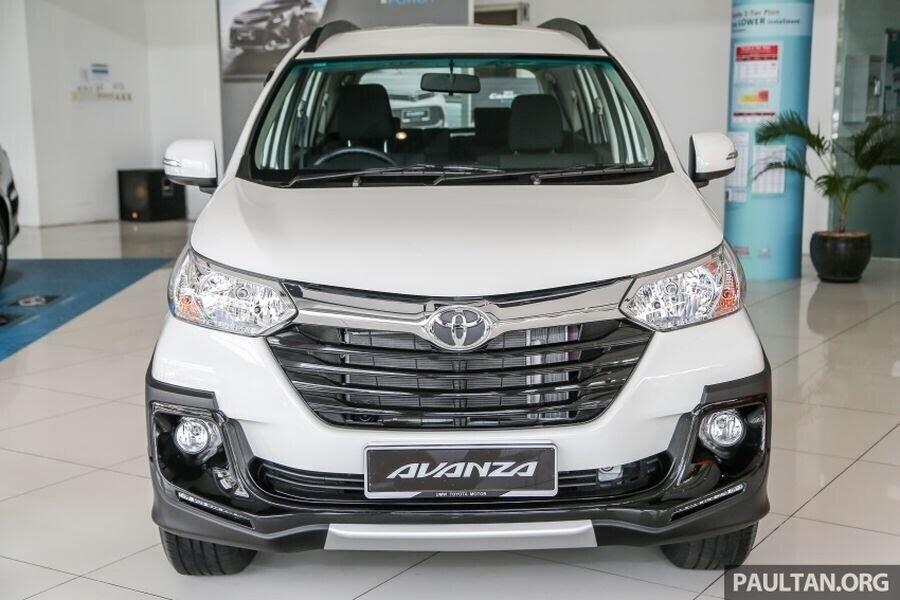 Toyota Avanza 1.5X giá từ 480 triệu VNĐ chính thức có mặt tại đại lý Malaysia - Hình 3
