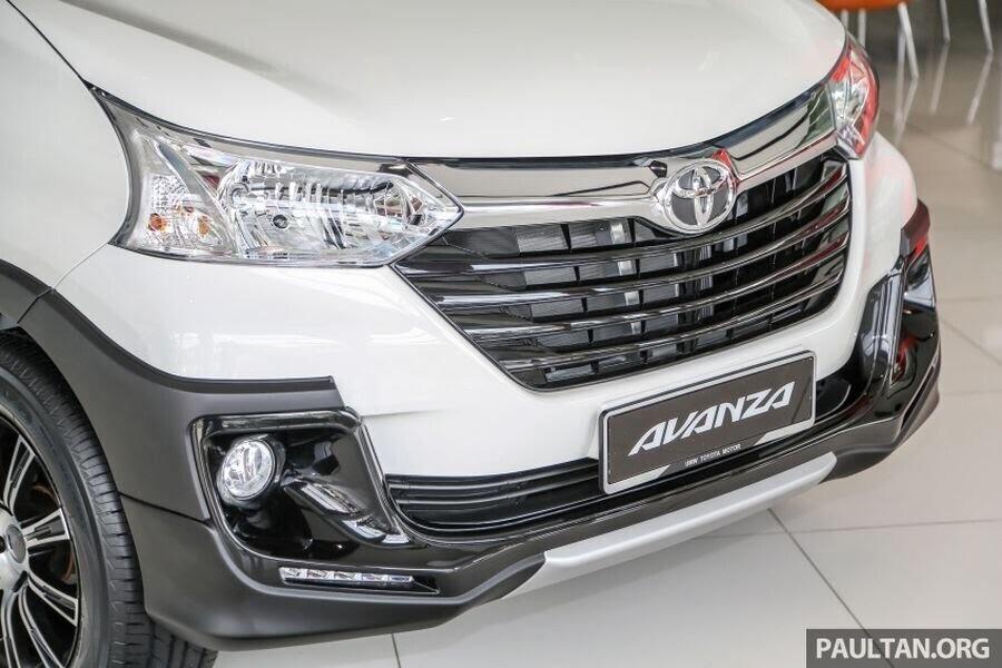 Toyota Avanza 1.5X giá từ 480 triệu VNĐ chính thức có mặt tại đại lý Malaysia - Hình 4