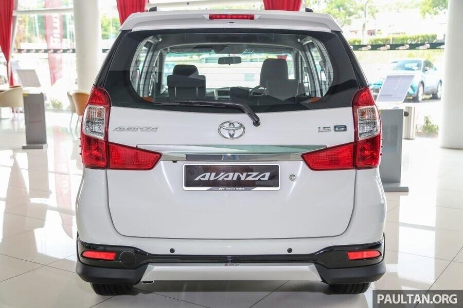 Toyota Avanza 1.5X giá từ 480 triệu VNĐ chính thức có mặt tại đại lý Malaysia - Hình 5