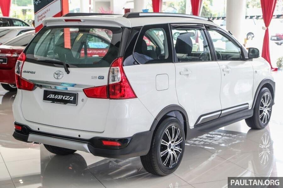 Toyota Avanza 1.5X giá từ 480 triệu VNĐ chính thức có mặt tại đại lý Malaysia - Hình 6