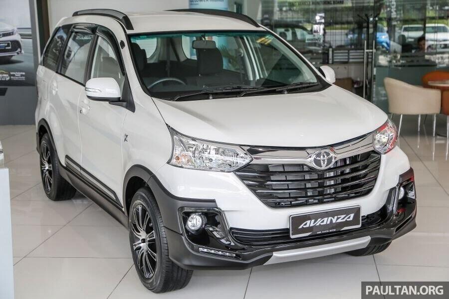 Toyota Avanza 1.5X giá từ 480 triệu VNĐ chính thức có mặt tại đại lý Malaysia - Hình 14