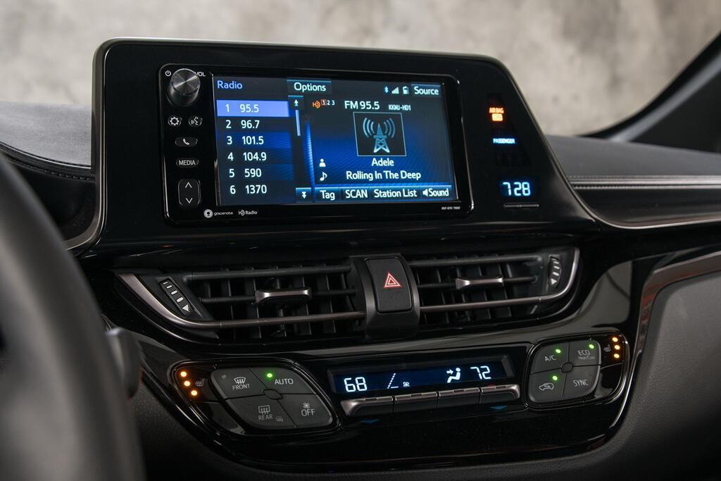 Toyota C-HR 2019 sẽ hiện đại hơn, giá từ 22.000 USD - Hình 4