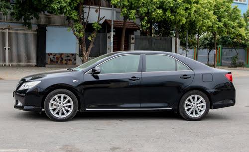 Toyota Camry 2013 - có gì ở tầm giá hơn 900 triệu tại Việt Nam? - Hình 4