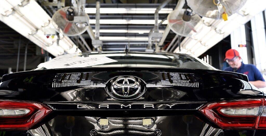 Toyota Camry 2018 bắt đầu sản xuất tại nhà máy Kentucky - Hình 2