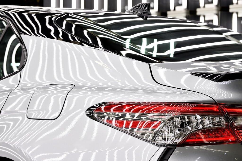 Toyota Camry 2018 bắt đầu sản xuất tại nhà máy Kentucky - Hình 6