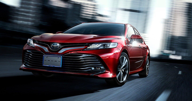 """Toyota Camry 2018 """"cực ngầu"""" với bộ phụ kiện TRD và Modellista - Hình 1"""