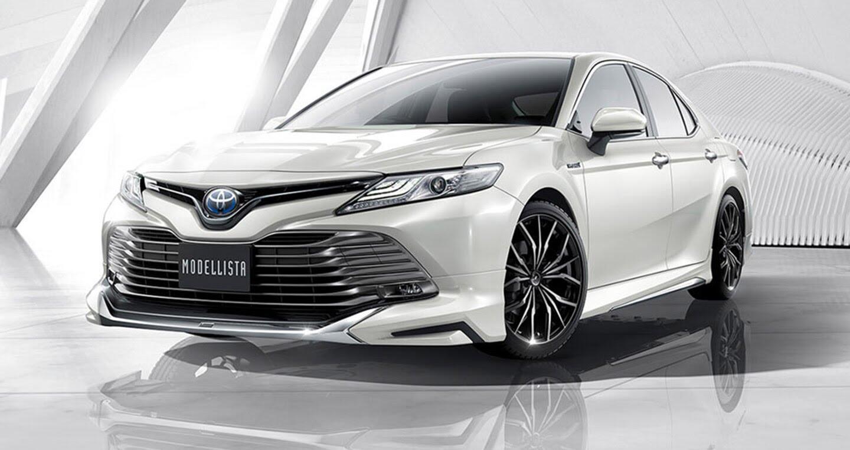 """Toyota Camry 2018 """"cực ngầu"""" với bộ phụ kiện TRD và Modellista - Hình 2"""