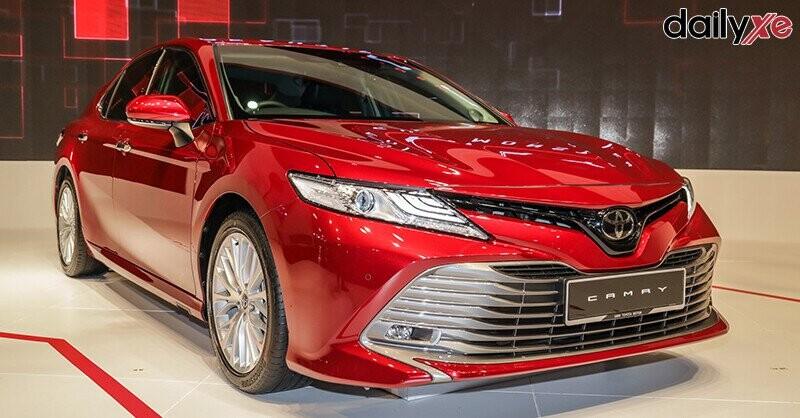 Tổng quan Toyota Camry