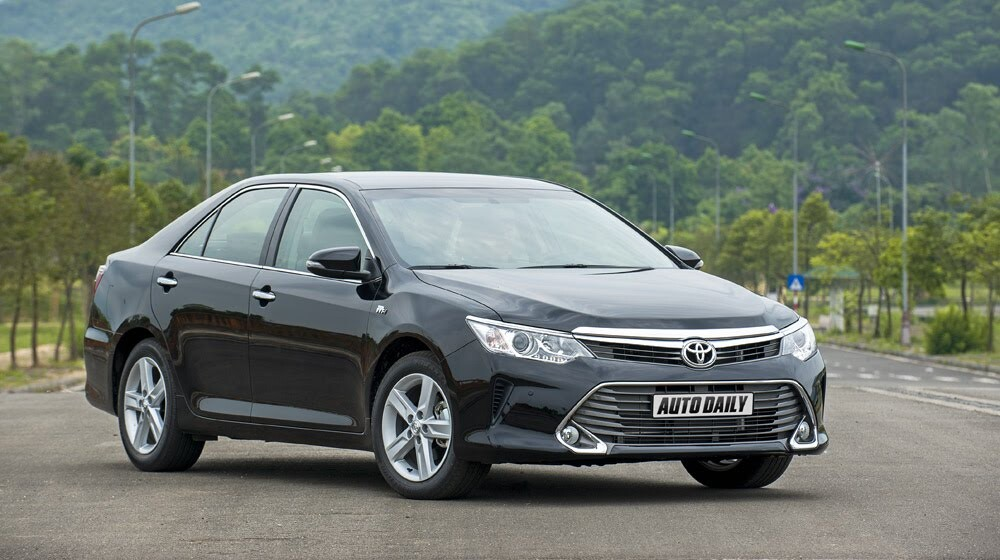 """Toyota Camry 2.5Q 2015: Xe cho """"sếp"""" trẻ - Hình 1"""