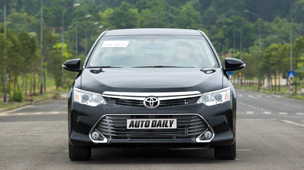 """Toyota Camry 2.5Q 2015: Xe cho """"sếp"""" trẻ - Hình 2"""