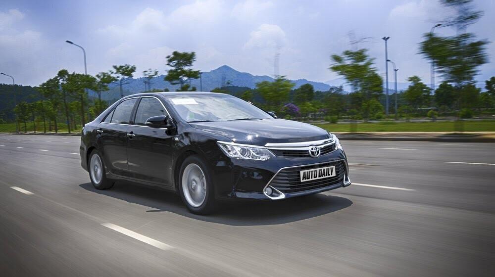"""Toyota Camry 2.5Q 2015: Xe cho """"sếp"""" trẻ - Hình 9"""
