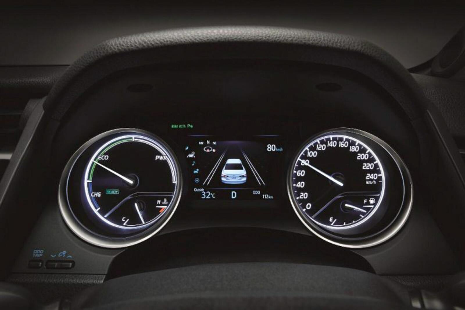 Toyota Camry thế hệ mới đã về đến Việt Nam - Chuẩn bị ra mắt công chúng - Hình 13