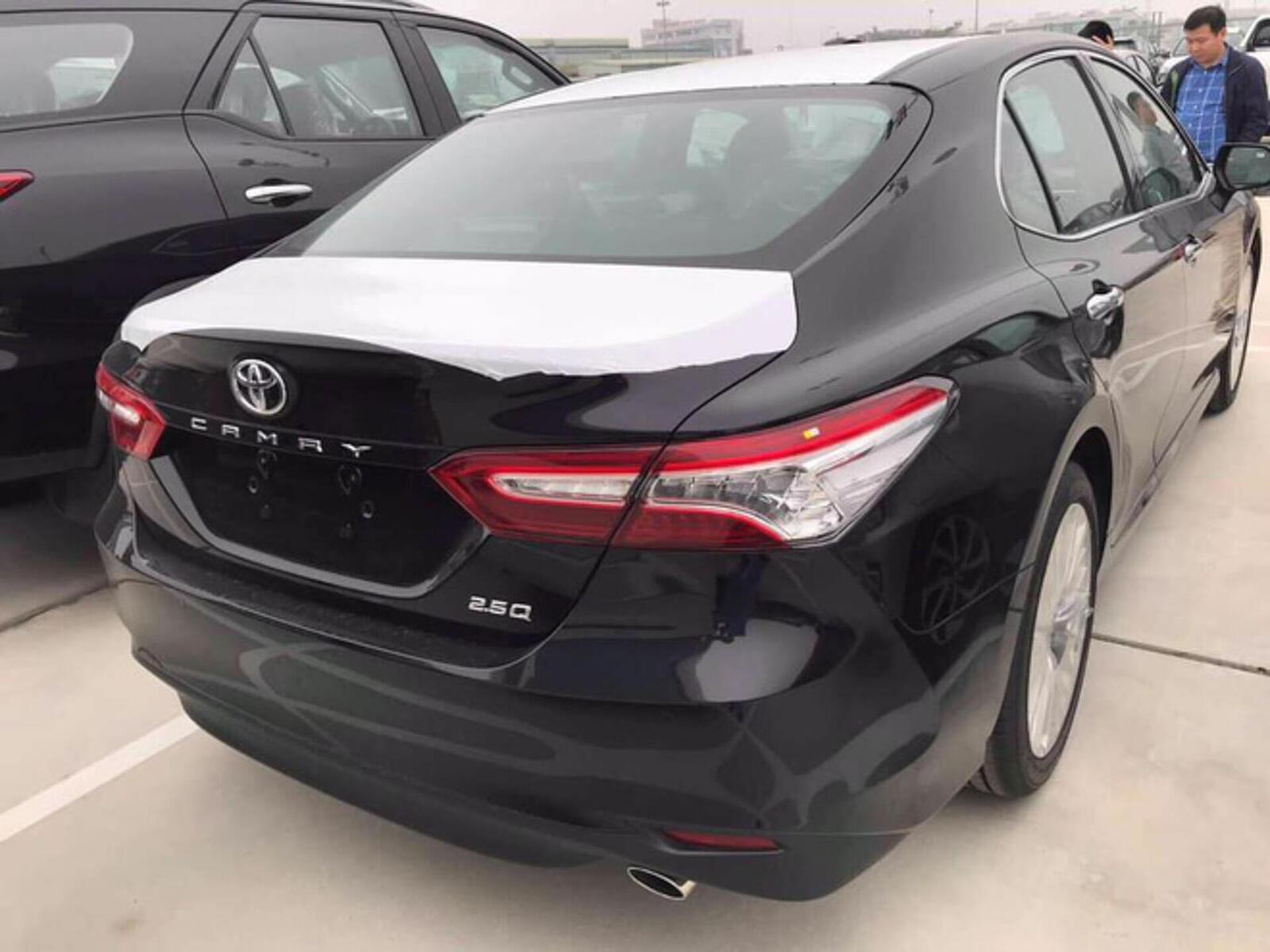 Toyota Camry thế hệ mới đã về đến Việt Nam - Chuẩn bị ra mắt công chúng - Hình 3