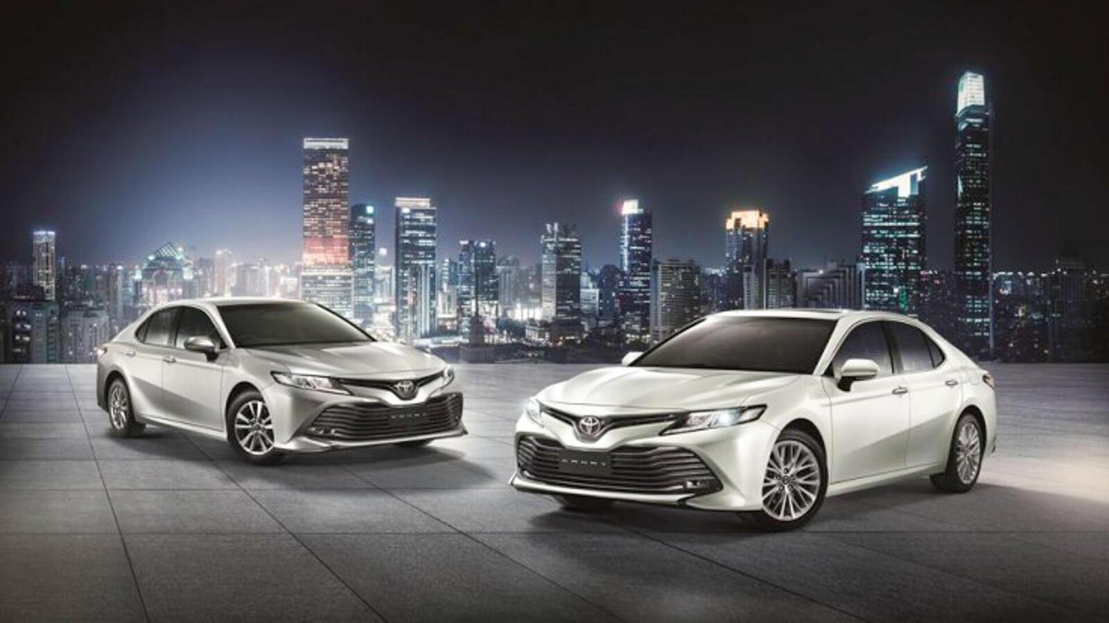 Toyota Camry thế hệ mới đã về đến Việt Nam - Chuẩn bị ra mắt công chúng - Hình 7