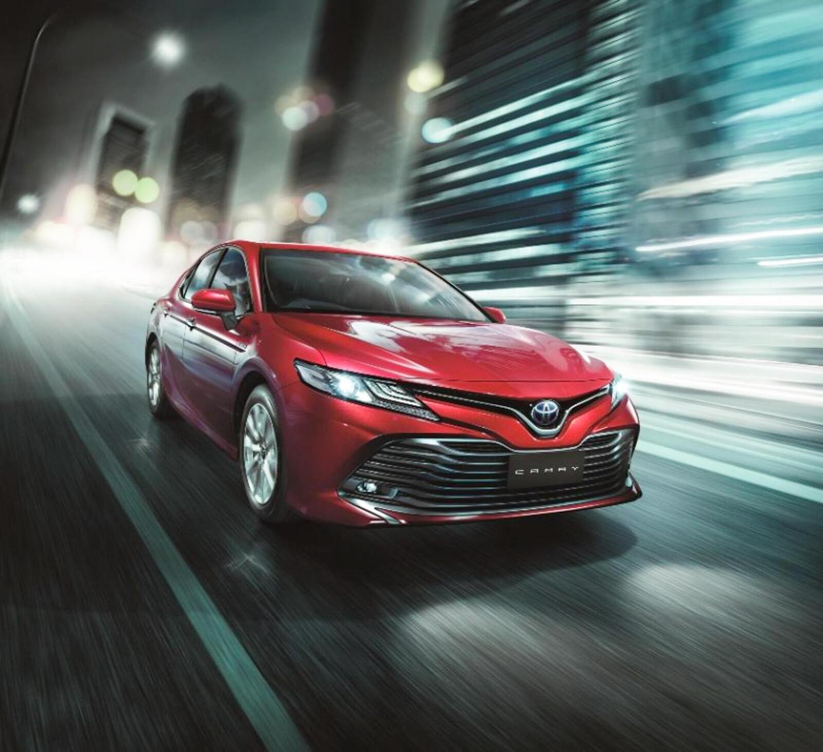 Toyota Camry thế hệ mới đã về đến Việt Nam - Chuẩn bị ra mắt công chúng - Hình 8