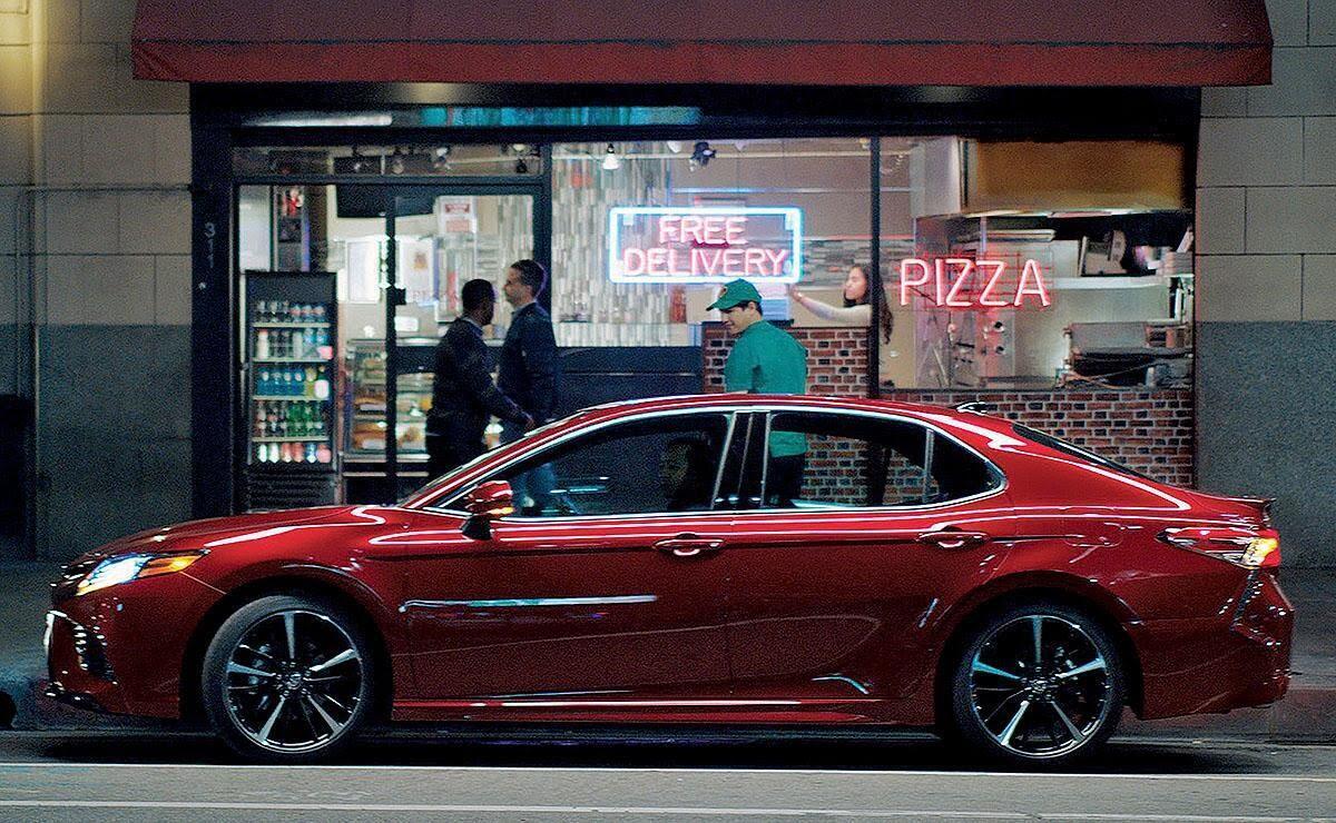 Toyota Camry và Honda Accord: Sẵn sàng để bùng nổ - Hình 2