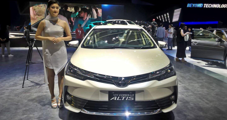 Toyota Corolla Altis 2017 phiên bản đặc biệt có giá từ 32.200 USD - Hình 2