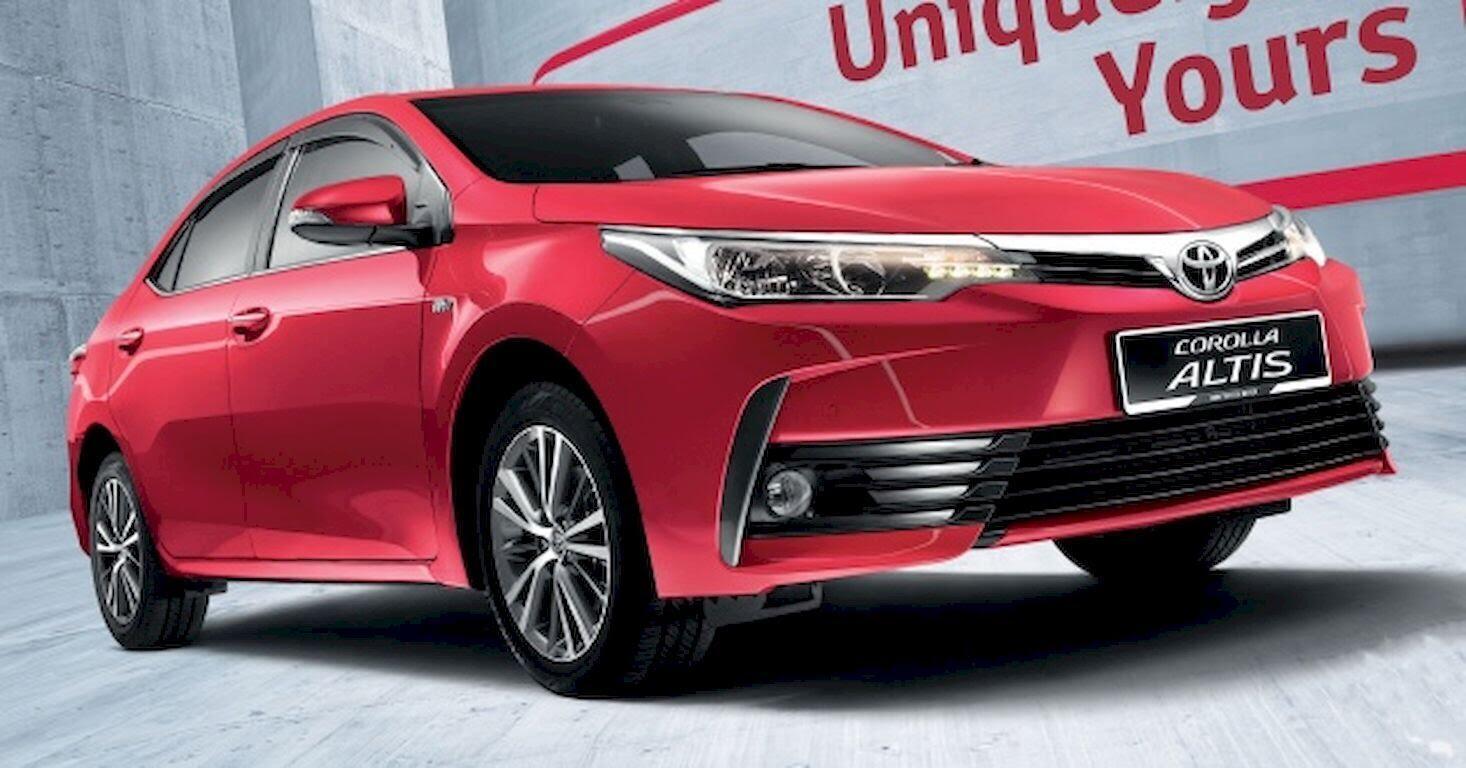 Toyota Corolla Altis 2017 tại Malaysia được bổ sung thêm một số trang bị hiện đại - Hình 1