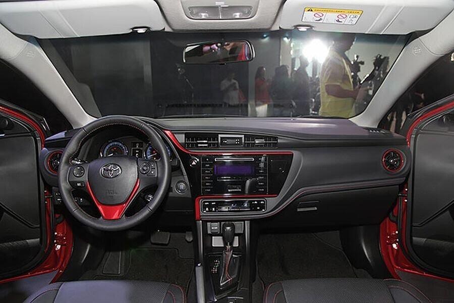 Toyota Corolla Altis X 2017 ra mắt Đài Loan với giá bán từ 589 triệu VNĐ - Hình 3