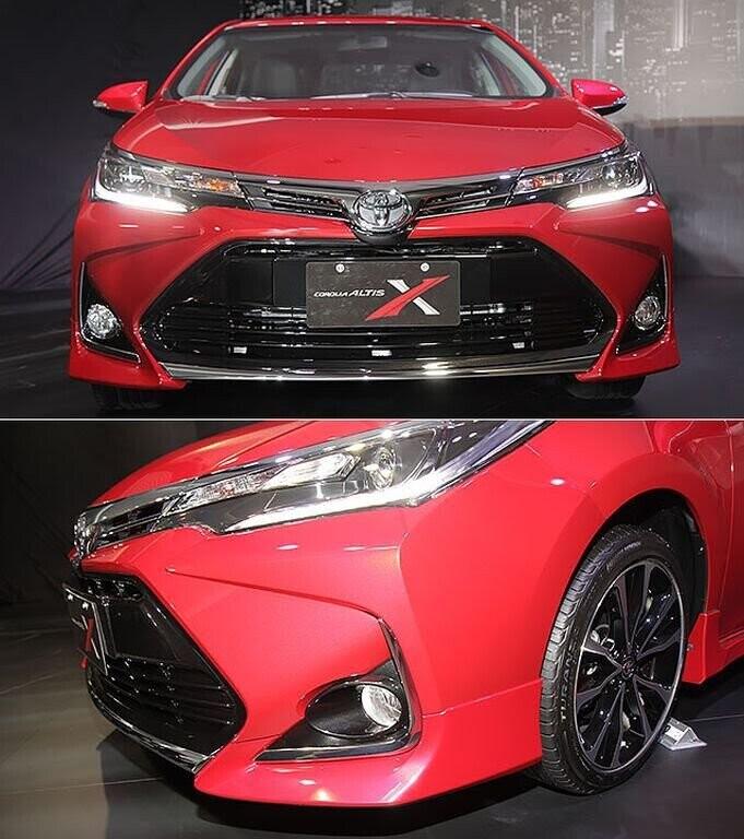 Toyota Corolla Altis X 2017 ra mắt Đài Loan với giá bán từ 589 triệu VNĐ - Hình 6