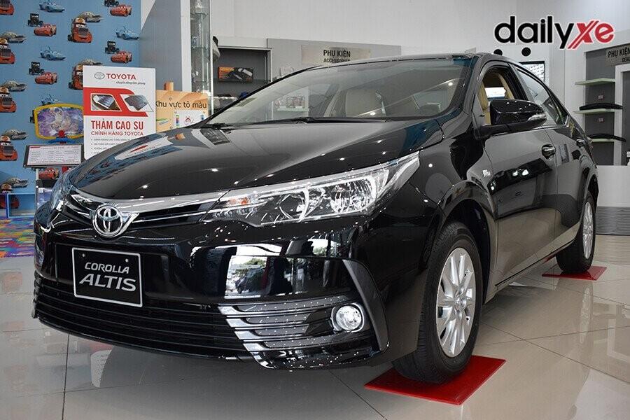 Tổng quan Toyota Corolla Altis