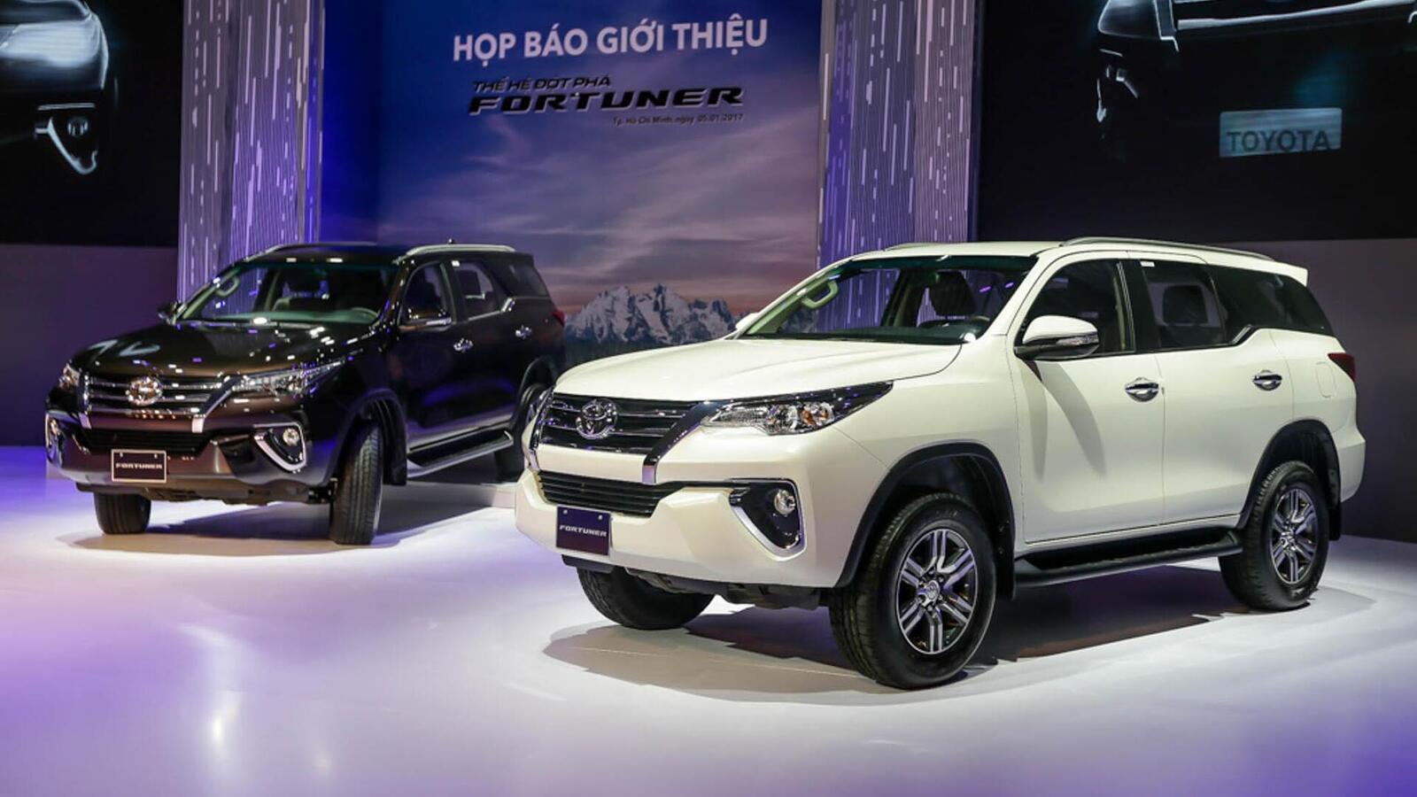 Toyota Fortuner được đồn đoán sẽ quay lại lắp ráp trong nước: Trở lại để thống lĩnh phân khúc - Hình 1