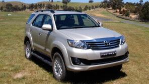 Toyota Fortuner V 2WD 2012 - Từ núi, xuống phố - Hình 14