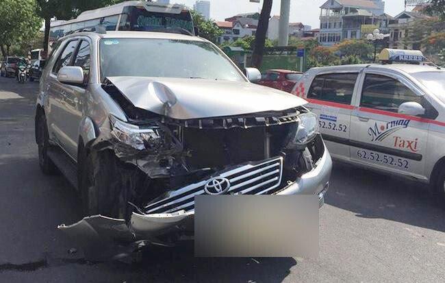 Toyota Fortuner: Xe có túi khí