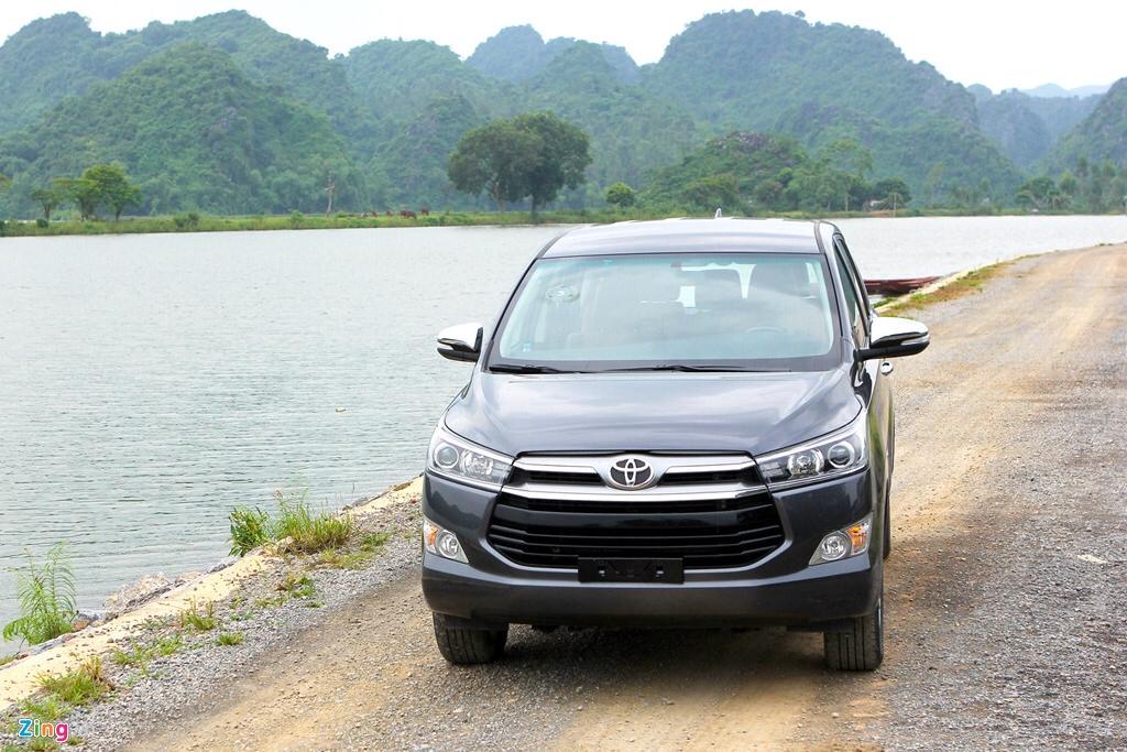 Toyota Innova là mẫu xe được mua đi bán lại nhiều nhất thị trường xe cũ 2018. Ảnh: Ngọc Tuấn