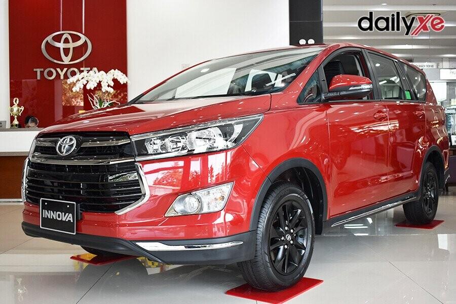 Tổng quan Toyota Innova