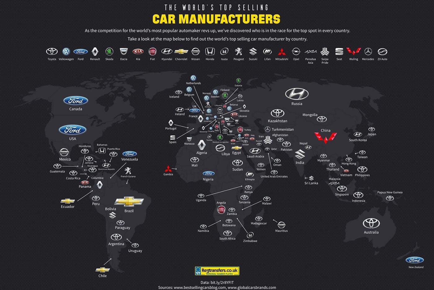 Toyota là hãng xe bán chạy nhất trên toàn thế giới - Hình 2