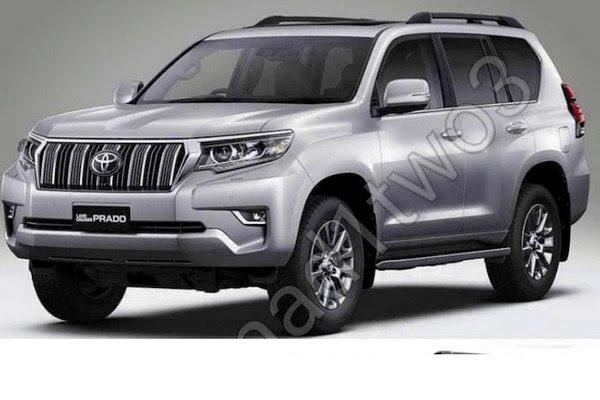Toyota Land Cruiser Prado 2018 cải tiến ít hơn kỳ vọng - Hình 1