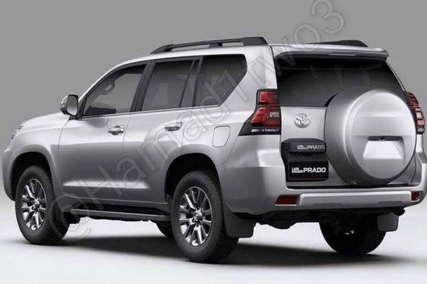 Toyota Land Cruiser Prado 2018 cải tiến ít hơn kỳ vọng - Hình 2