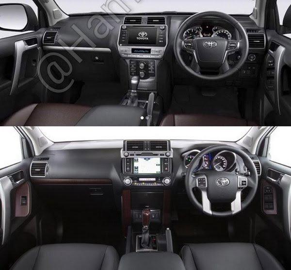 Toyota Land Cruiser Prado 2018 cải tiến ít hơn kỳ vọng - Hình 3