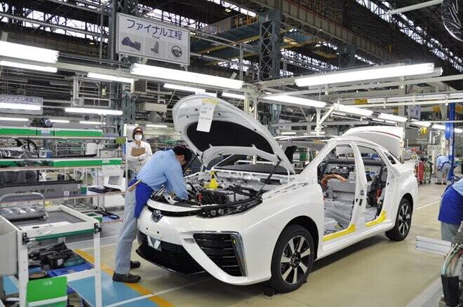 Toyota mua 5% cổ phần Mazda - Hình 2