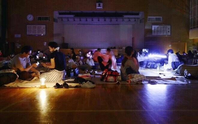 Toyota Nhật Bản tạm ngừng sản xuất xe vì động đất - Hình 2
