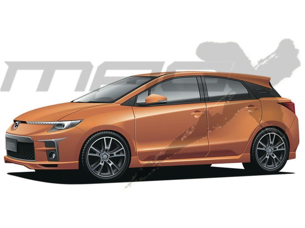 Toyota sẽ bán Toyota Auris thế hệ mới dưới tên gọi Toyota Corolla Hatchback - Hình 1