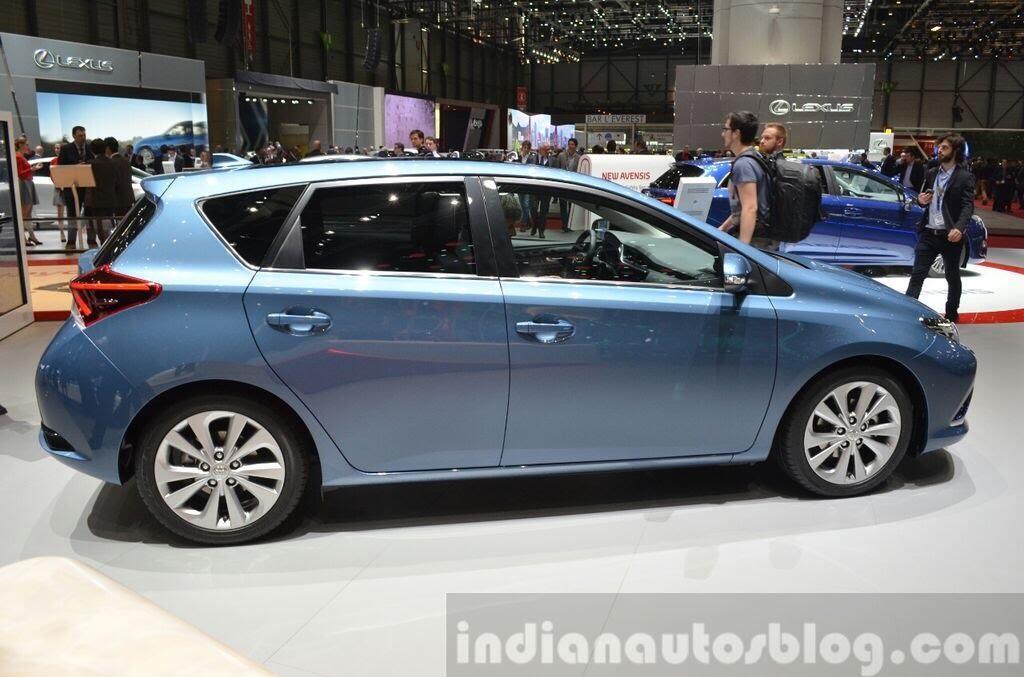 Toyota sẽ bán Toyota Auris thế hệ mới dưới tên gọi Toyota Corolla Hatchback - Hình 3