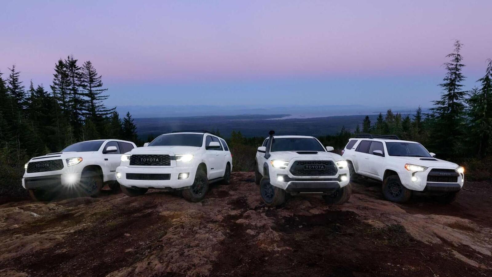 Toyota Sequoia TRD Pro 2020 ra mắt; trang bị phuộc FOX cải thiện khả năng vận hành - Hình 13