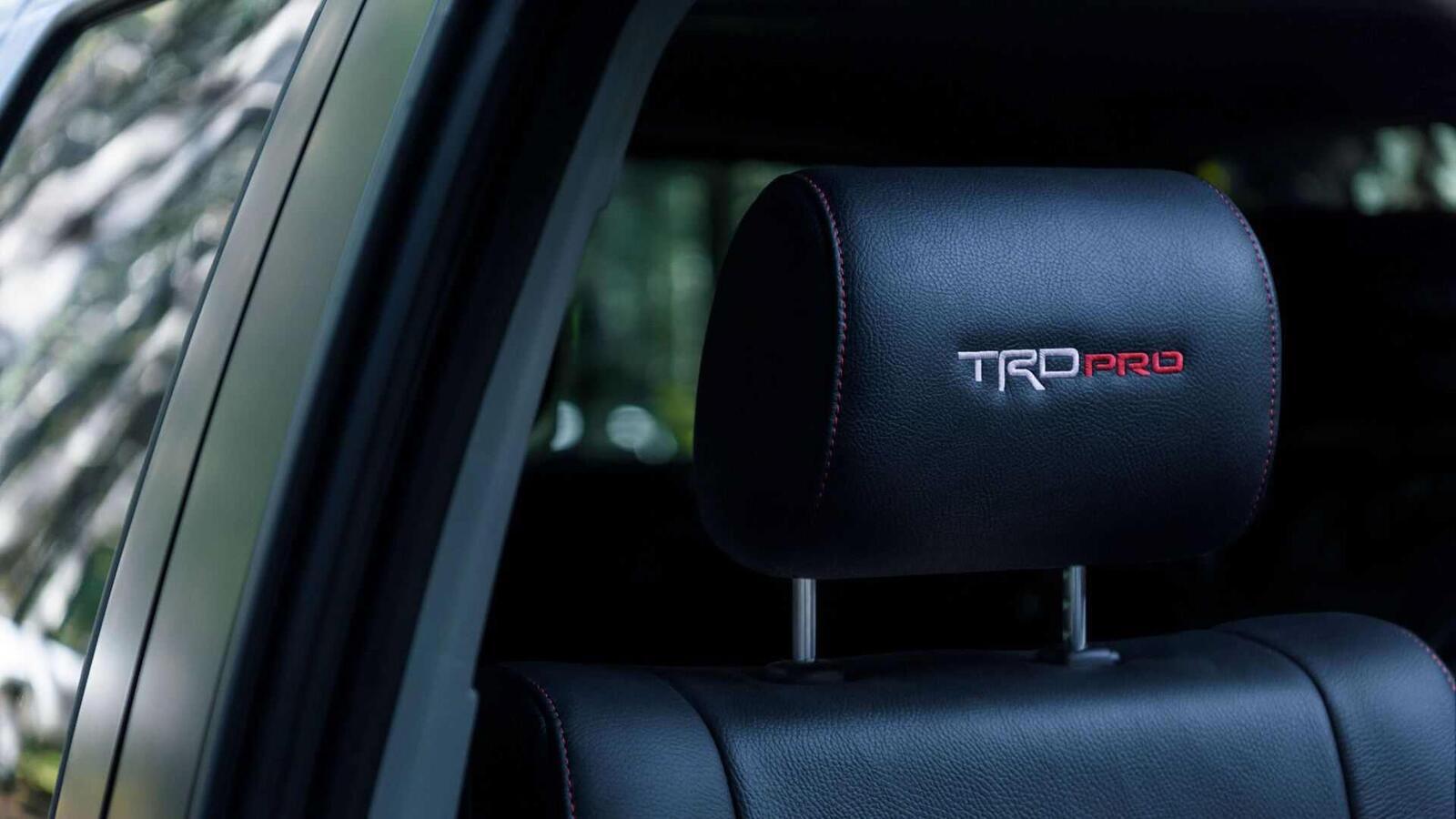 Toyota Sequoia TRD Pro 2020 ra mắt; trang bị phuộc FOX cải thiện khả năng vận hành - Hình 18